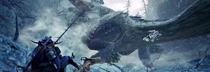 Редкие ресурсы в Monster Hunter World: Iceborne