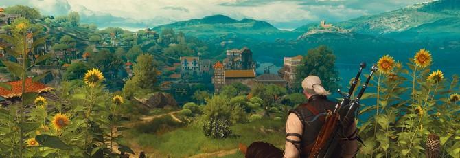 Улучшенный Туссент в новом превью модификации HD Reworked Project для The Witcher 3