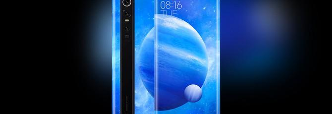 Xiaomi запатентовала два новых смартфона с обернутыми экранами