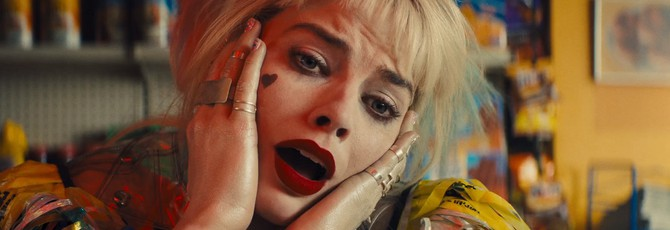 """Харли Квинн ломает четвертую стену в трейлере саундтрека """"Хищных птиц"""""""