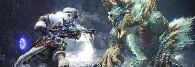 В Monster Hunter World: Iceborne добавят новые задания и броню в честь юбилея игры