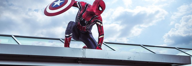 Пятничный косплей: Человек-паук и Капитан Америка, Overwatch и Bloodrayne