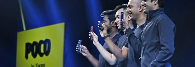 Xiaomi сделает из POCO отдельную независимую компанию