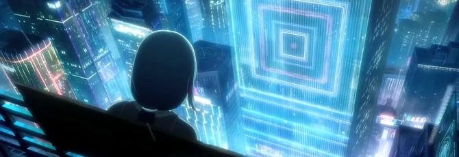 Неоновый Китай в трейлере детективного аниме Silent Reading