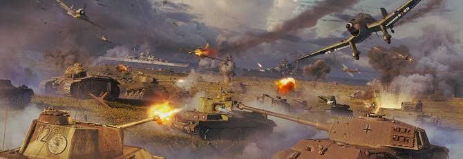 Театры военных действий Второй мировой войны в первом трейлере Panzer Corps 2