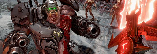 Превью Doom Eternal — не забудьте полотенце