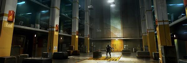 Eidos намекает на Deus Ex: The Fall, анонс на E3 2013?