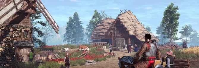 Наемник Айвар — разработчики King's Bounty 2 представили одного из главных героев