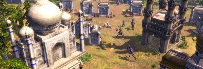 Бета Age of Empires 3 Definitive Edition начнется в феврале