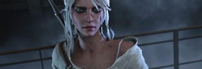 Новый мод позволяет сыграть за Цири в ремейке Resident Evil 2