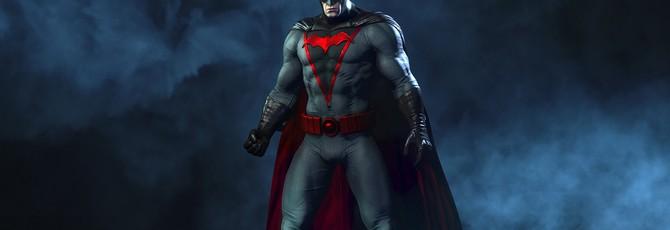 Для PS4 версии Batman: Arkham Knight выйдет бесплатное косметическое DLC