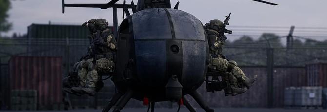 Первые кадры похожего на SOCOM шутера Zero Six – Behind Enemy Lines