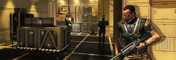 Анонс Deus Ex: The Fall – экшен/RPG для планшетов и смартфонов
