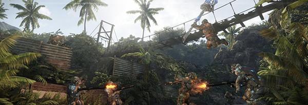 Релизный трейлер DLC Crysis 3 – The Lost Island