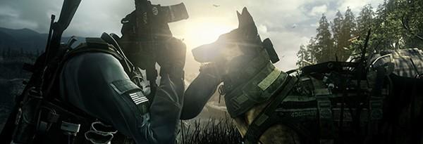 Геймплейные ролики и скриншоты Call of Duty: Ghosts