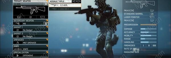 Детали Battlefield 4 со скриншотов альфа-билда
