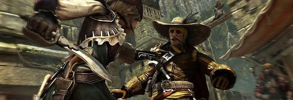 Скриншоты и арт мультиплеерного режима Assassin's Creed 4