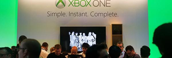 Игры Xbox One на E3 2013 были запущены на Windows 7 и картах Nvidia GTX