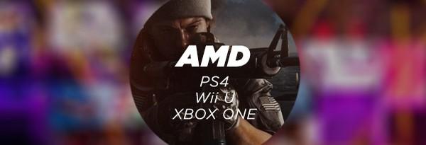 AMD стала настоящим победителем войны Next-Gen консолей