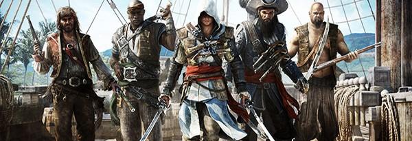 PC версия Assassin's Creed 4 задерживается на несколько недель