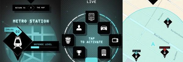 Первый трейлер и скриншоты приложения Watch Dogs Live