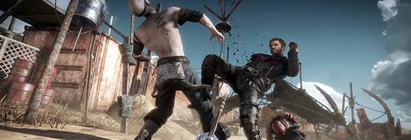 Первый геймплейный трейлер Mad Max