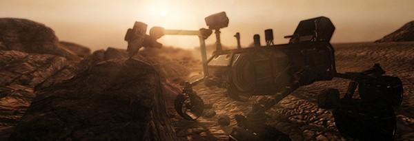 Первый геймплей Take On Mars