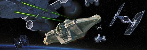 Первый арт из нового сериала Star Wars