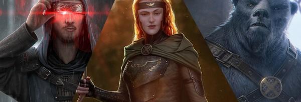 Art: Средневековый X-Men: Орден X