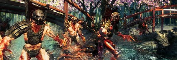 30 минут геймплея Shadow Warrior