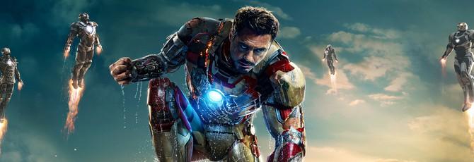 Анимационный концепт фильмов Marvel