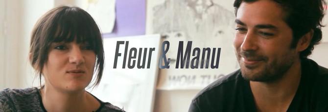 Visual art: Режиссерский дуэт Fleur & Manu