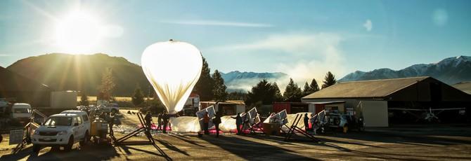 Sunday Science: как воздушные интернет-шары Google будут покрывать мир