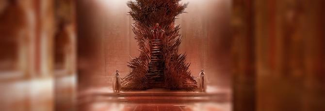 Art: как должен выглядеть Железный Трон