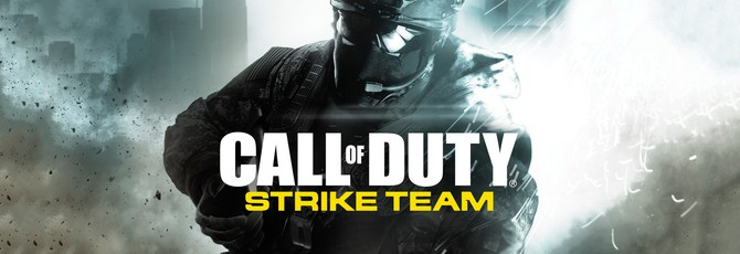 Релиз Call of Duty: Strike Team на iOS