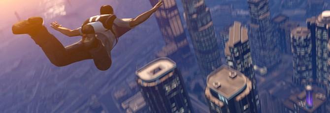 Реклама по TV в GTA 5