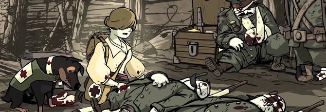 Valiant Hearts: The Great War – еще один 2D проект от Ubisoft