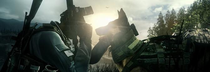 Полноценный трейлер одиночной кампании Call of Duty: Ghosts