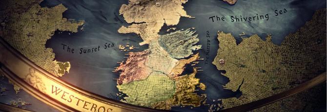 8-bit платформер Game of Thrones