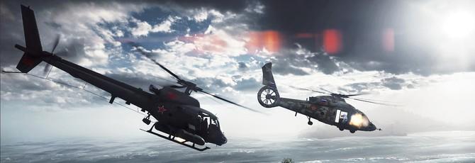 Видео режима наблюдателя Battlefield 4