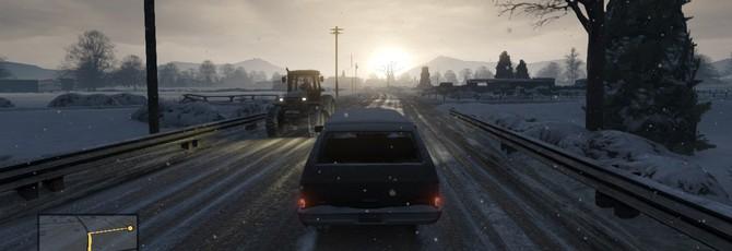 Скриншоты и ролики из слитой версии GTA 5