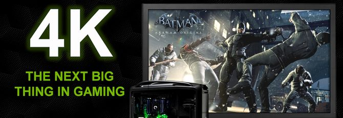 Революция Nvidia – гейминг на 4K разрешении