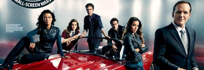 Состоялась премьера сериала Agents of S.H.I.E.L.D.