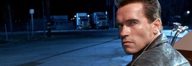Сержант Кэнди - вырезанная сцена из Терминатор 3