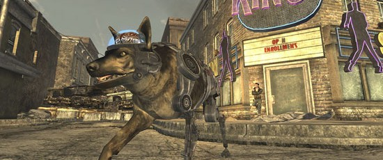 Компаньоны Fallout: New Vegas