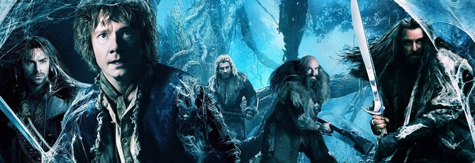 Новый трейлер The Hobbit: The Desolation of Smaug