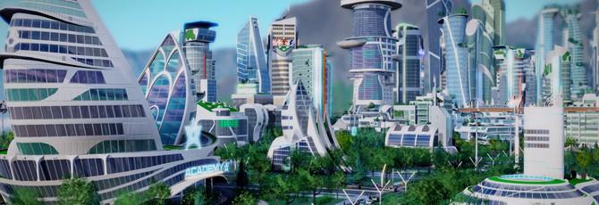 Трейлер DLC SimCity: Cities of Tomorrow