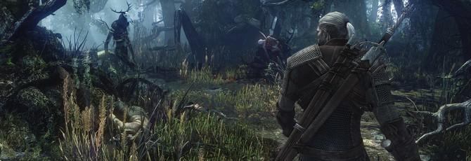 Witcher 3 будет использовать технологию Speed Tree для создания растительнсти
