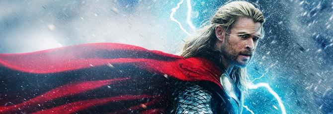 14 минут со съемок Thor: The Dark World