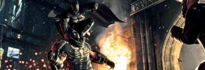 Релизный трейлер Batman: Arkham Origins